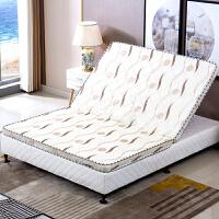 天然椰棕床垫中垫1.8x2.0米双人折叠榻榻米硬棕榈薄垫子1.5m定做 3E环保棕两折【波浪 10CM厚】