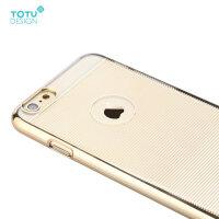 TOTU iPhone6手机壳 苹果6s保护套超薄透明防摔全包新款硬壳