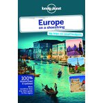 Lonely Planet Europe on a shoestring (Travel Guide)【英文原版】穷游