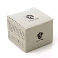 香港发货 日本Silver Ash银色发蜡一次性染发膏奶奶灰银色 80g
