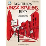 【预订】New Orleans Jazz Styles Duets - Book/Online Audio: Nati