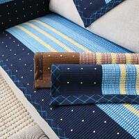 御目 沙发垫 布艺垫子四季通用沙发垫沙发套组合沙发靠背巾沙发巾全盖棉麻家用客厅家居用品