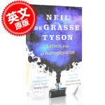 现货 天体物理学家的来信 英文原版 Letters from an Astrophysicist 尼尔泰森新作 忙人的