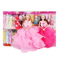 公主女孩玩具小女生娃娃屋女童3-6-7-10岁儿童生日礼物