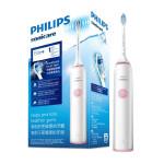 飞利浦(PHILIPS) 电动牙刷 成人声波震动(自带刷头*2) 智能净白 牙龈呵护 HX3226/41