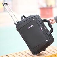 旅行包女手提拉杆包男大容量行李包折叠登机包潮新韩版旅游包
