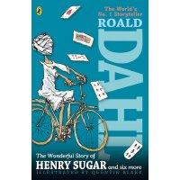 英文原版 亨利・休格的神奇故事 Roald Dahl 罗尔德・达尔 The Wonderful Story of He
