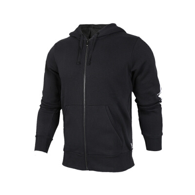 Adidas阿迪达斯 男装 运动休闲连帽夹克外套 BR4058运动休闲连帽夹克外套
