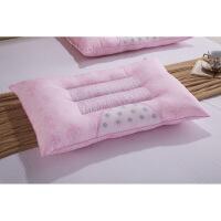 【人气】放心购 羽绒枕头枕芯鹅毛枕头酒店保健护颈枕头一对单人