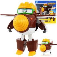 奥迪双钻超级飞侠玩具大号变形机器人全套装小飞侠玩具 金刚