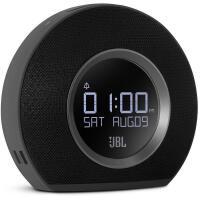 JBL Horizon音乐地平线 无线蓝牙小音箱 桌面迷你音响 音箱 带闹钟和收音机 LED自然光
