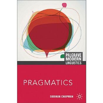 【预订】Pragmatics 预订商品,需要1-3个月发货,非质量问题不接受退换货。