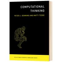 计算机思维 MIT新概念丛书 Computational Thinking 英文原版 英文版进口原版英语书籍