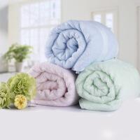 呵宝 婴儿浴巾竹纤维 宝宝新生儿抗菌大浴巾 婴儿包被盖毯