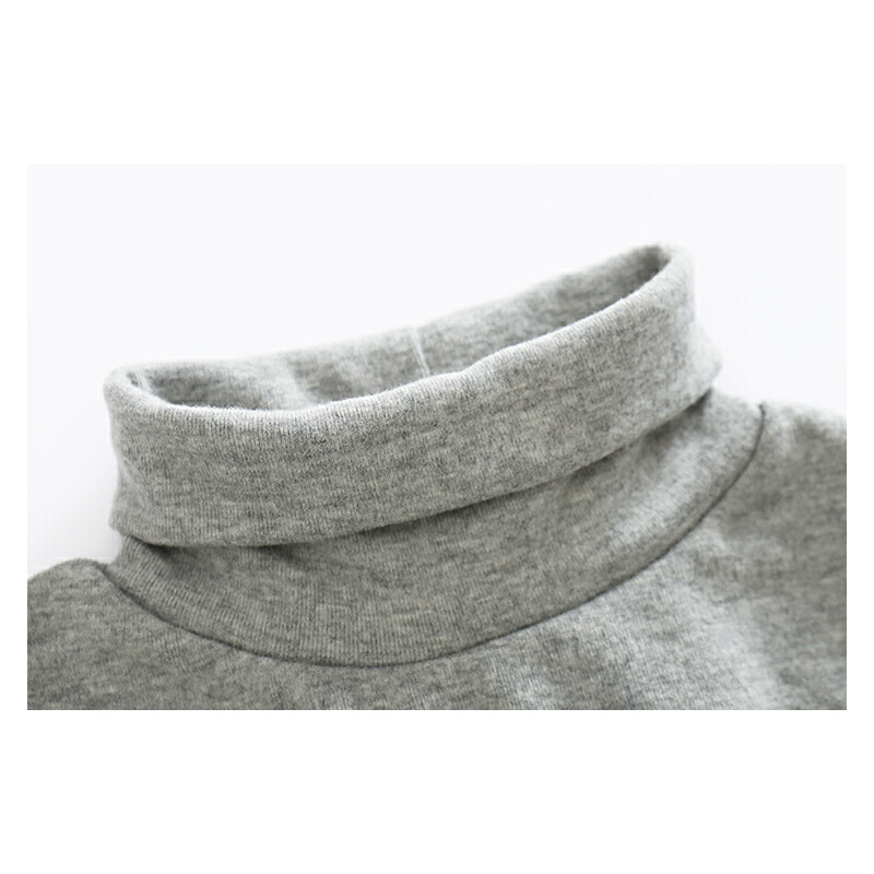 宝宝长袖T恤 秋冬装男童童装儿童打底衫刺绣上衣