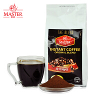 JUJIANG/巨匠 速溶黑咖啡 纯咖啡粉 进口顺滑 500g/袋