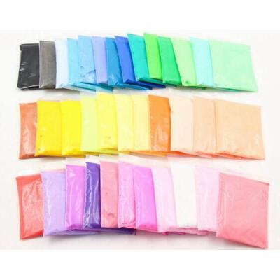 36色超轻粘土太空彩泥幼教手工儿童益智玩具橡皮黏土套装