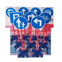 幼儿园户外体育玩具器材儿童交通标志牌路标红绿灯交通信号标志牌・