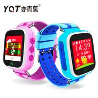 亦青藤 Q523 儿童智能定位手表手机学生手表可插卡 高清触摸 安全定位 语音微聊 双向通话 远程监护