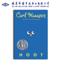 英文原版 The Newbery Honor Books 2003: Hoot   猫头鹰的叫声
