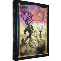 格林童话 英文原版小说 Gris Grimly's Tales from the Brothers Grimm 精装插