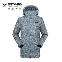 【品牌特惠】诺诗兰冬季户外男式防水透气防风保暖滑雪滑板服GK055821