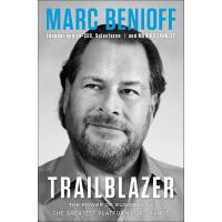 英文原版 开拓者 salesforce创始人 Marc Benioff 平台变革的商业力量 马克・贝尼奥夫 Trail