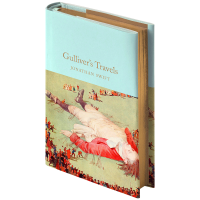 格列佛游记 Gulliver's Travels 英文原版小说 Collectors Library系列 乔纳森斯威夫特