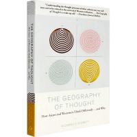 东西方思维的差异 英文原版The Geography of Thought 思维的版图 英文版 华研原版