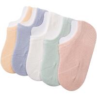 KK树儿童船袜男女童袜子夏季薄款3-5-7-9岁宝宝透气网眼袜非纯棉