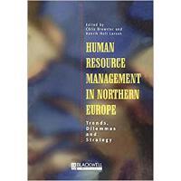【预订】Human Resource Management in Northern Europe - Trends,