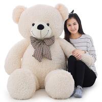 公仔玩具熊大号抱枕布娃娃抱抱熊毛绒玩具熊可爱女孩生日礼物女生