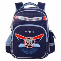 迪士尼儿童书包 男童校园背包 休闲旅行双肩包 MB0601米奇休闲包