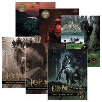 哈利波特电影回顾设定集1-6册套装 Harry Potter The Film Vault Volume 1-6 英文原
