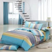 全棉四件套 纯棉床品床单 床上用品 被套4件套 纯棉套件