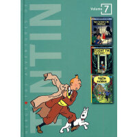 The Adventures of Tintin Vol.7 丁丁历险记合集7 ISBN 9780316357272