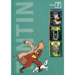 The Adventures of Tintin Vol.7 丁丁历险记合集7 ISBN 9780316357272