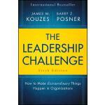 【预订】The Leadership Challenge How to Make Extraordinary Thin
