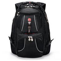 SWISSGEAR瑞士军刀双肩包 男女笔记本电脑包15.6英寸 大容量户外休闲背包