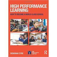【预订】High Performance Learning 9781138940130