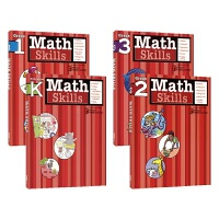 Harcourt Family Learning - Math Skills Grade K-3 哈考特家庭辅导数学专项