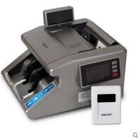 得力3916银行用点钞机智能混点验钞机可支持2015新版人民币