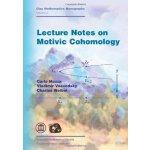【预订】Lecture Notes on Motivic Cohomology 9780821853214