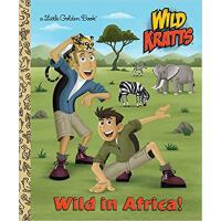 【预订】Wild in Africa! (Wild Kratts) 9781101938621