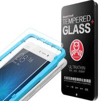 闪魔 小米4s钢化膜 小米4s防爆膜手机贴膜保护膜高清防指纹全屏膜