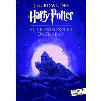 法语原版 哈利波特与阿兹卡班囚徒 Harry Potter, III : Harry Potter et le pri