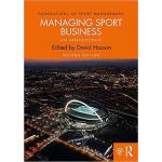 【预订】Managing Sport Business 9781138291362