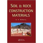 【预订】Soil and Rock Construction Materials 9781138470415
