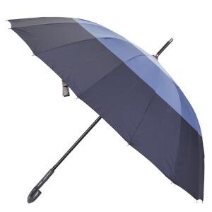 [当当自营]雨中鸟 碰起三色伞1829P深蓝拼接