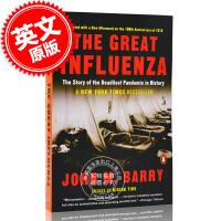 现货 大流感 张文宏推荐 致命瘟疫的史诗故事 英文原版 The Great Influenza 约翰巴里 John B